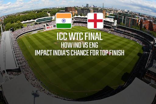 हार के बाद भारत की आईसीसी WTC के फाइनल की राह हुई मुश्किल