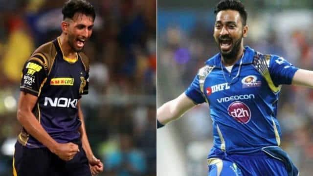 वनडे सीरीज के लिए भारतीय टीम का ऐलान, क्रुणाल-कृष्णा नए चेहरे
