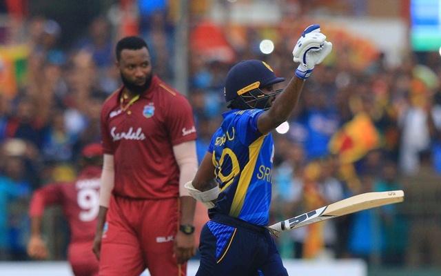 क्या श्रीलंकाई बल्लेबाज के साथ हुई नाइंसाफी?