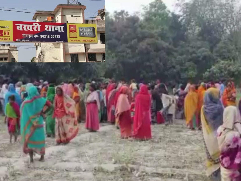 बिहार में किसान को पहले जबरन पिलाई पेशाब, फिर गोली मारकर कर दी हत्या