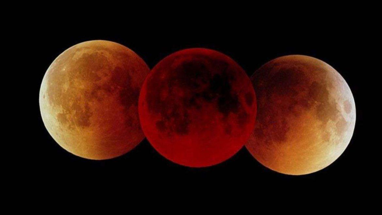 आसमान में आज चांद लाल, नीचे समुद्र में तूफान, क्या 'यास' का ग्रहण से है कोई कनेक्शन?