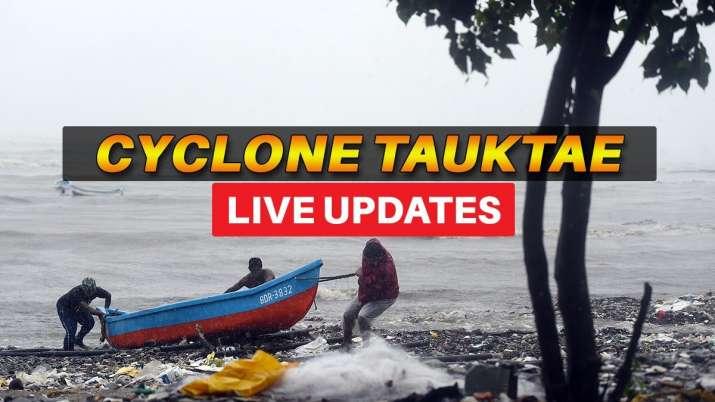 चक्रवाती तूफान 'ताउते' का असर, दिल्ली-NCR, UP, हरियाणा में बारिश