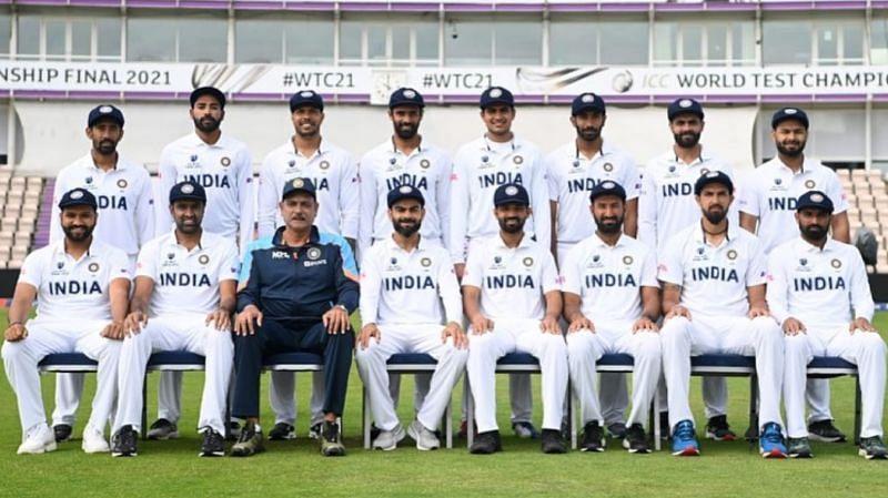 हैं तैयार हम...आत्मविश्वास से चमकते चेहरे, WTC फाइनल से पहले एकसाथ टीम इंडिया