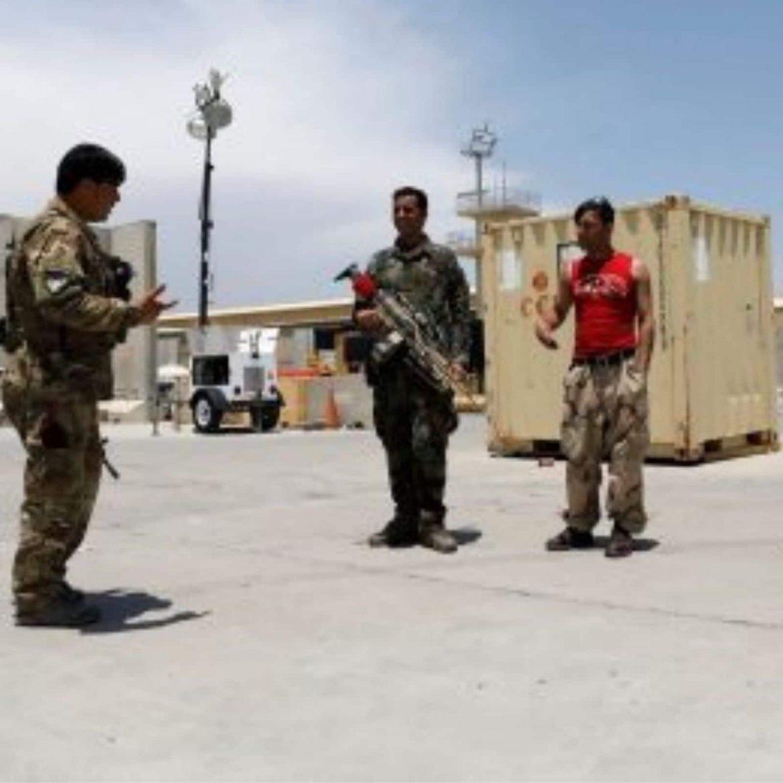 चीनी जासूसों ने की अफगानिस्तान के बगराम एयरपोर्ट की रेकी, भारत की बढ़ी टेंशन