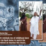 mahabharat title song muslim man